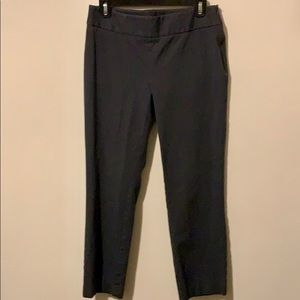 ANNE TAYLOR LOFT CROPPED TROUSERS- 4